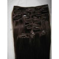 Buy cheap Clip in hair extension&Clip hair product