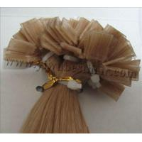 China Flat-tip hair extension wholesale