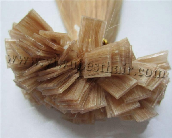 Quality Flat-tip hair extension for sale