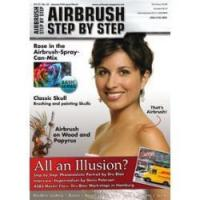 Airbrush Step by Step issue 01/12