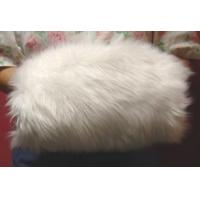 Pure White Bridal Muff