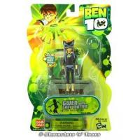 China Ben 10 Action Figure Gwen with Grey Matter on sale