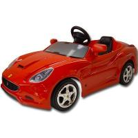 China Ferrari California Pedal Car on sale