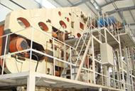 Buy cheap Continuous Roller MDF/HDF Production Line product