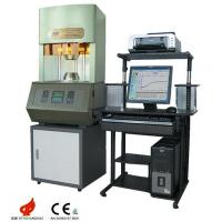 Rubber testing instrument