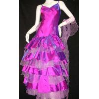 Ballroom dance dress-Silk