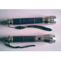 Buy cheap - Solar Flashlight SYTSD-05S from wholesalers