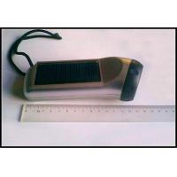 Buy cheap - Solar Flashlight SYTSD-07S from wholesalers