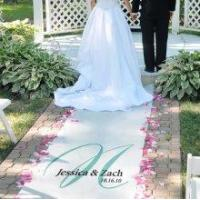 China Elegance Aisle Runner wholesale