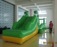 China inflatable obstacle slide[e-604] wholesale