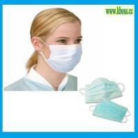 China non-woven face mask 3-plyN95facemask wholesale