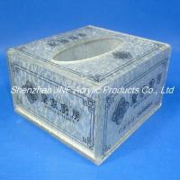 Buy cheap Napkin Square Box product
