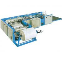 Buy cheap PP woven bag production line automatic pp woven bag cutting and sewing machine product