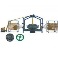 Buy cheap PP woven bag production line 4-shuttle plane cam type circular loom product