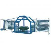 Buy cheap PP woven bag production line six shuttle plane cam circular loom product