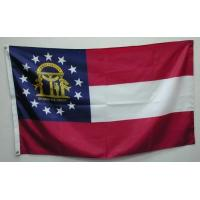 Buy cheap State Flag-Georgia from wholesalers