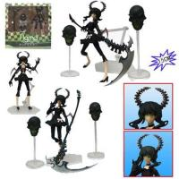 figure of figma for Black Rock Shooter