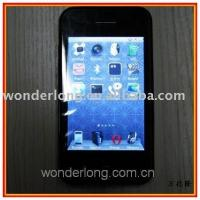 China High Quality Unlocked GSM 3.5inch 5gs Cell Phone wifi tv mobile on sale