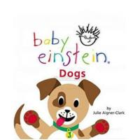 China Baby Einstein - Dogs Chunky Board Book on sale