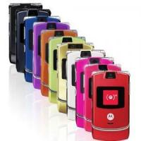 China New Unlocked Motorola RAZR V3 AT&T T-Mobile Cell Phone on sale