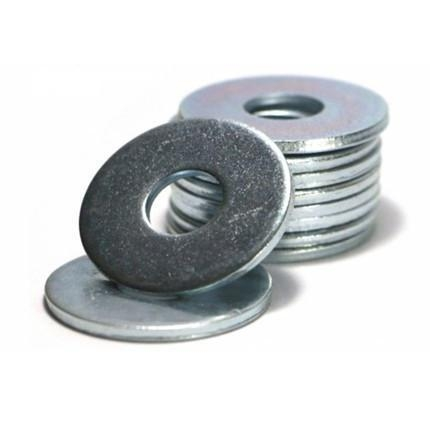 China Din125 Metal Flat Washers