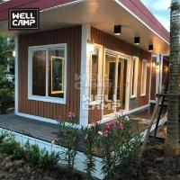Quality Luxury prefab detachable container homes for hotel and vocation apartment for sales for sale