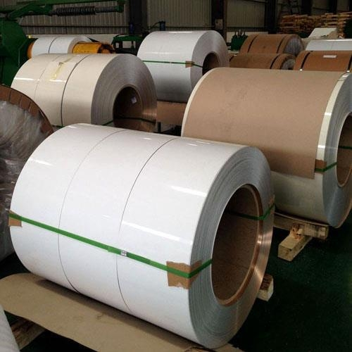 China Color Coated Aluminum Coils Alloy 1100 H14