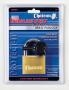 """Quality Locks Chateau Industry 2"""" (50mm) Brass Padlock for sale"""
