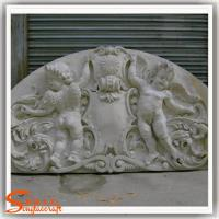 marble stone relief