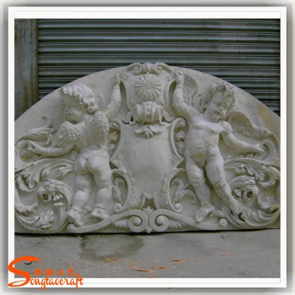 Quality marble stone relief for sale
