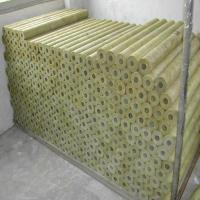 Quality Fireproof Rock Wool Pipe/ Mineral Wool Tube for sale