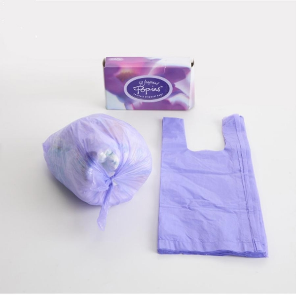 Quality Custom printed scented blue baby diaper poop/ for sale