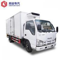 China Japnese small refrigerator van truck for sale on sale