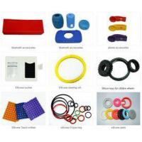 Buy cheap Custom Non Toxic Silicone Rubber Products Case For Game Console , Telescope product
