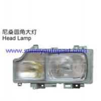 Buy cheap Truck headlamp For Nissan from wholesalers