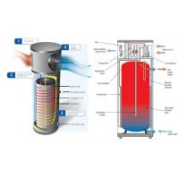 Buy cheap Power World air source heat pump water tank from wholesalers