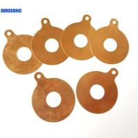Buy cheap Copper Washers of ultrasonic transducer from wholesalers