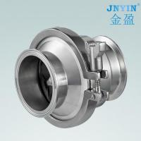 Buy cheap Sanitary class quick install check valve product
