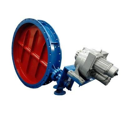 China Aeration butterfly valve