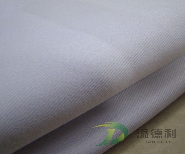 China polyester twill grey fabric