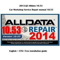 Buy cheap Alldata 10.53 fut set Alldata Autodata repair manual + Mitchell Ondemand 5.8.2 product