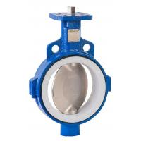 Buy cheap Series 40/41 Split Body Lined Butterfly Valves product
