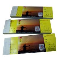 Buy cheap Factory supply cheap custom colourful voucher for swimming ticke product