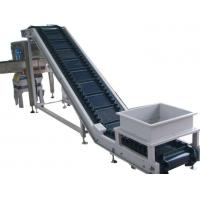 Buy cheap Inclined Belt Conveyor With PU Belt product