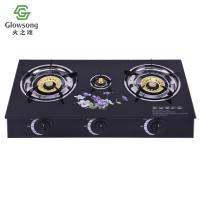 Buy cheap Tempered Glass Panel Gas Stove SGB-05D product