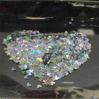 Quality Masterbatch Supply polyester glitter shapes for sale