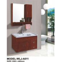 Buy cheap Bathroom Cabinet Product  WLJ-A011 from wholesalers