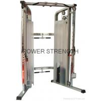 Buy cheap Functional Trainer/Dual Adjustable Pulley product