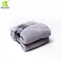 China Easy washed quality super soft warm rachel blanket on sale