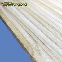 Buy cheap Production paulownia wood and glass fiber combined to produce surfboard wood core product